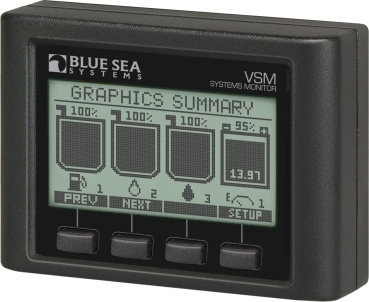 Blue Sea BS 1800 VSM 422 Vessel Monitor System