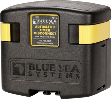 Blue Sea BS 7615 Automatic Timer Disconnect (ATD) - Automatische Batterietrennung