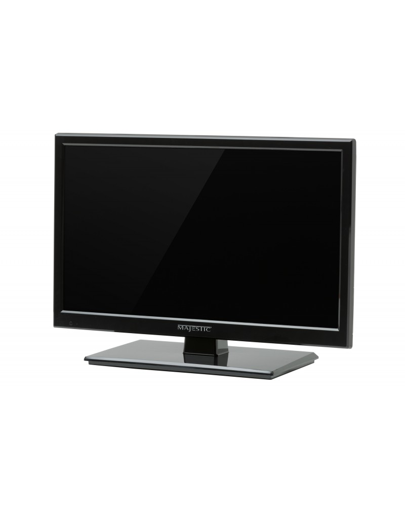 majestic 19 zoll hd 12v led tv mit dvd l194da. Black Bedroom Furniture Sets. Home Design Ideas