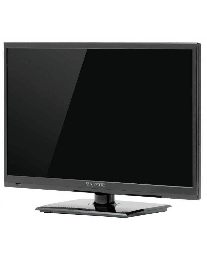 majestic 22 zoll hd 12v led tv mit dvd led222gs. Black Bedroom Furniture Sets. Home Design Ideas